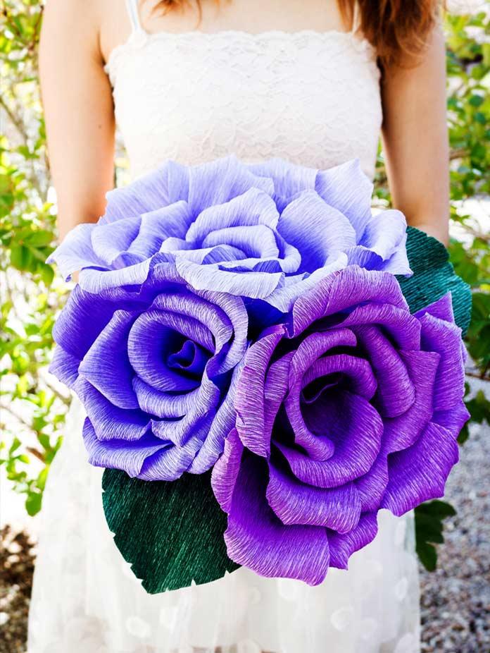 handmade букет невесты