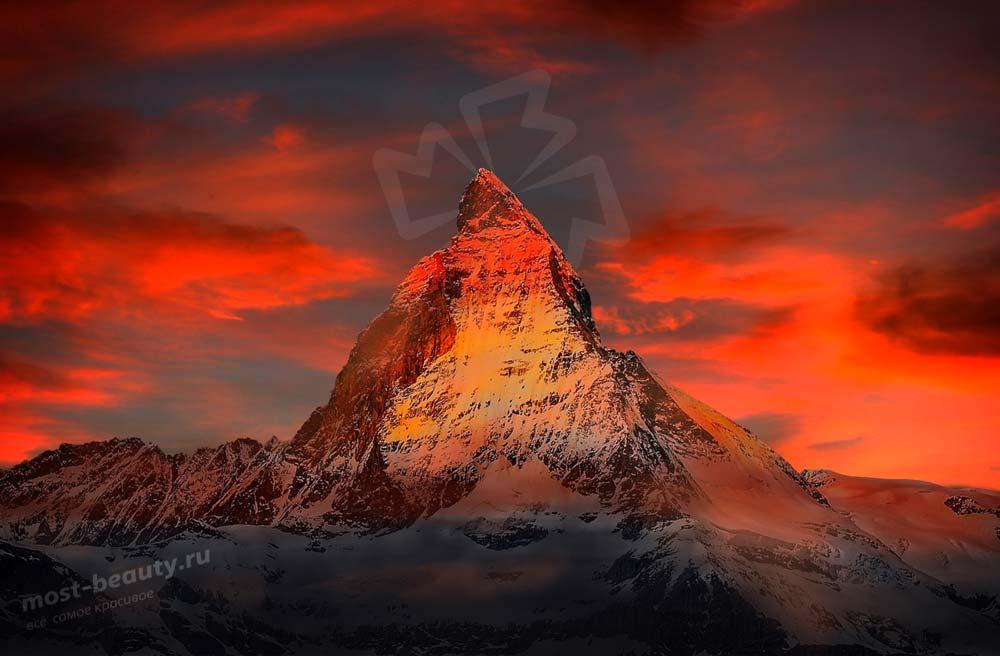 Самые высокие вершины гор. CC0