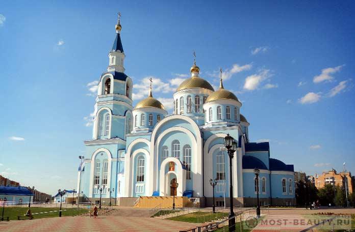Храм Казанской иконы Божией Матери в Саранске