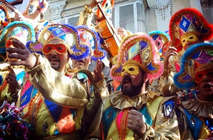 Кадис карнавал