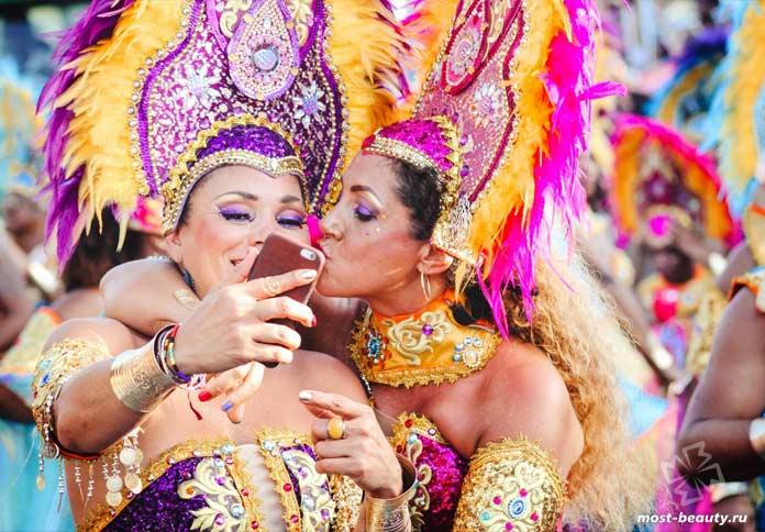 Самые красивые карнавалы. CC0
