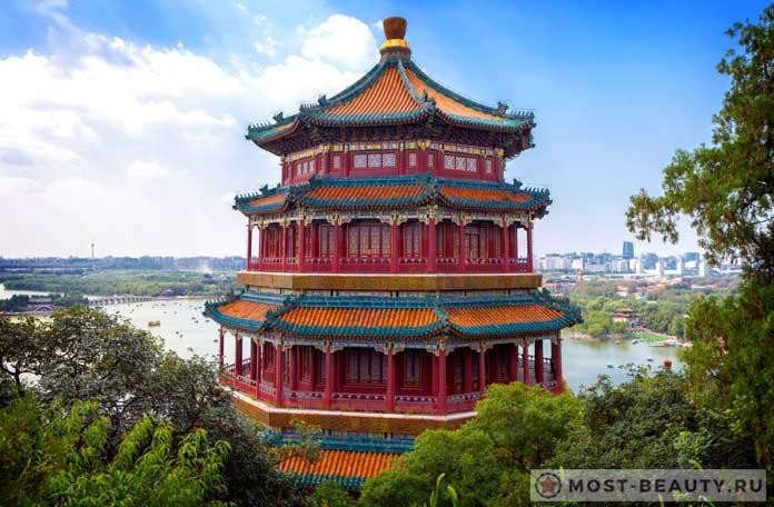 Летний Дворец китайский императоров