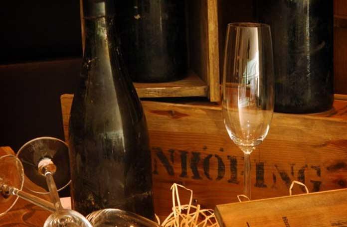 ТОП-10 самых дорогих вин