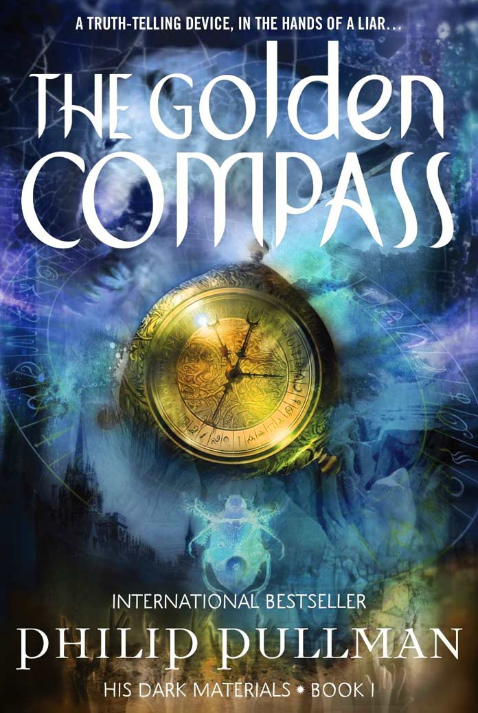 Лучшие книги фэнтези: Золотой компас