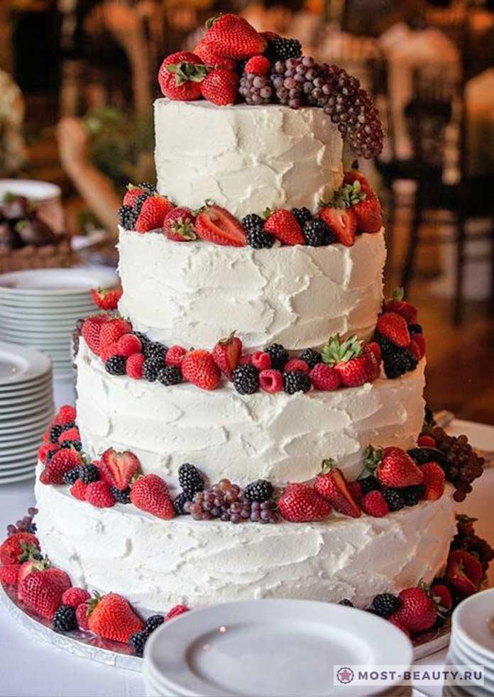 Самые красивые торты в мире (Очень много фото)