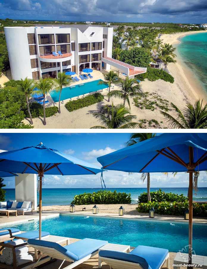 Самые дорогие курорты мира: Altamer Resort