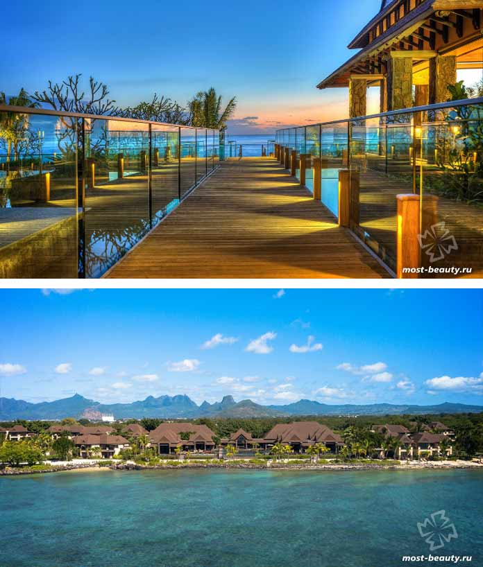 Самые дорогие курорты мира: Turtle Island Resort Mauritius