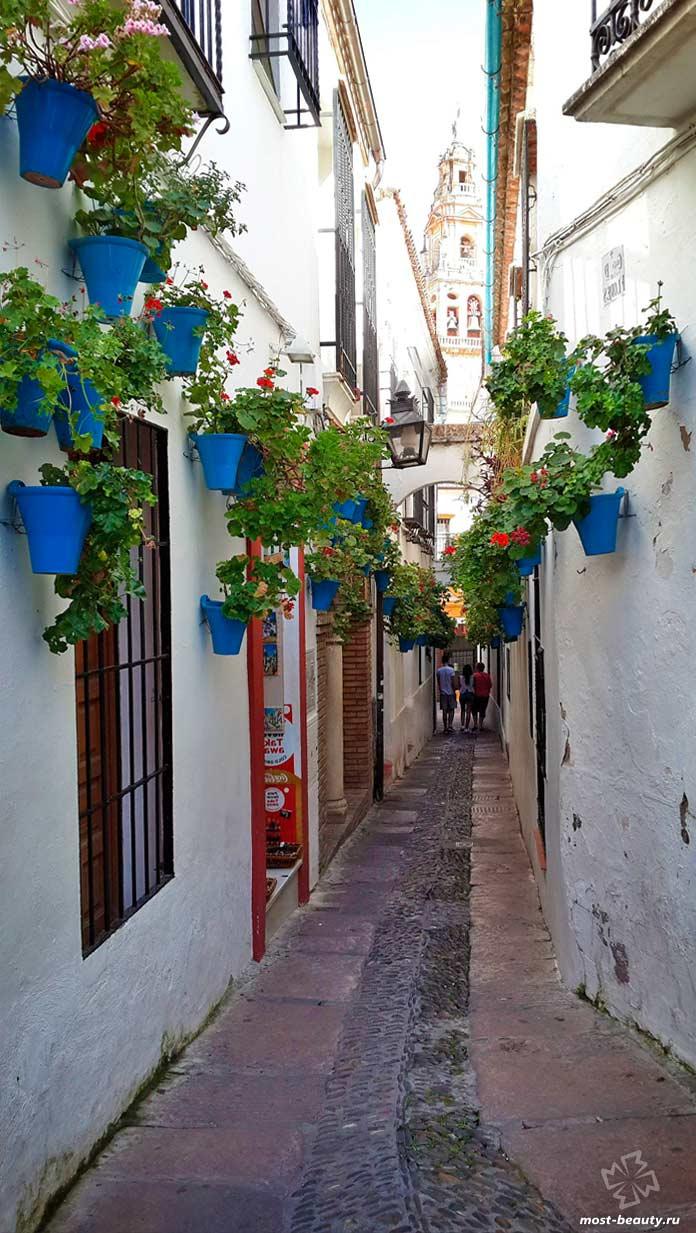 Самые красивые улицы в мире: Calleja delas Flores. CC0