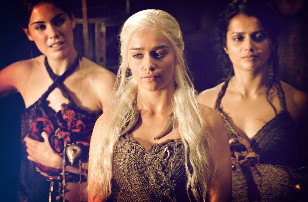 Девушки игр престолов