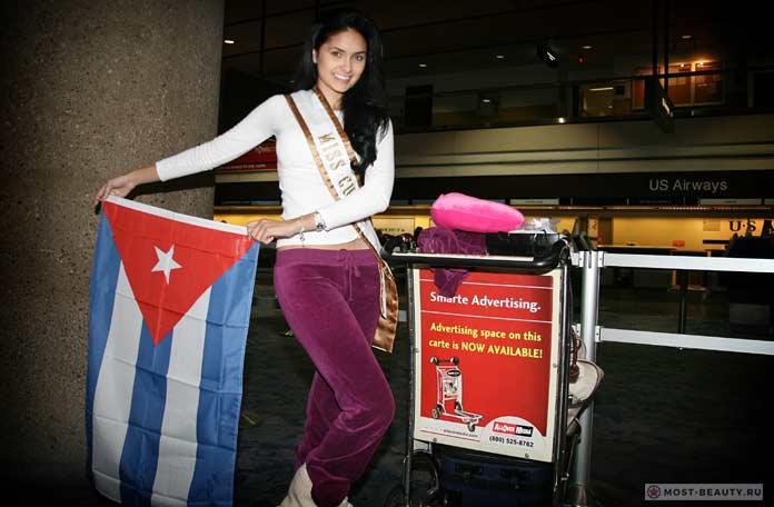 Самые красивые кубинки: Мисс Куба