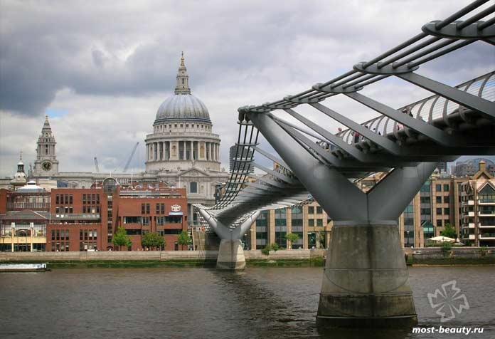 Мост Миллениум. CC0