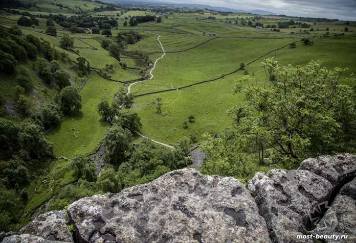 Национальный парк Йоркширские Долины. CC0