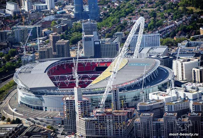 Стадион «Уэмбли». CC0