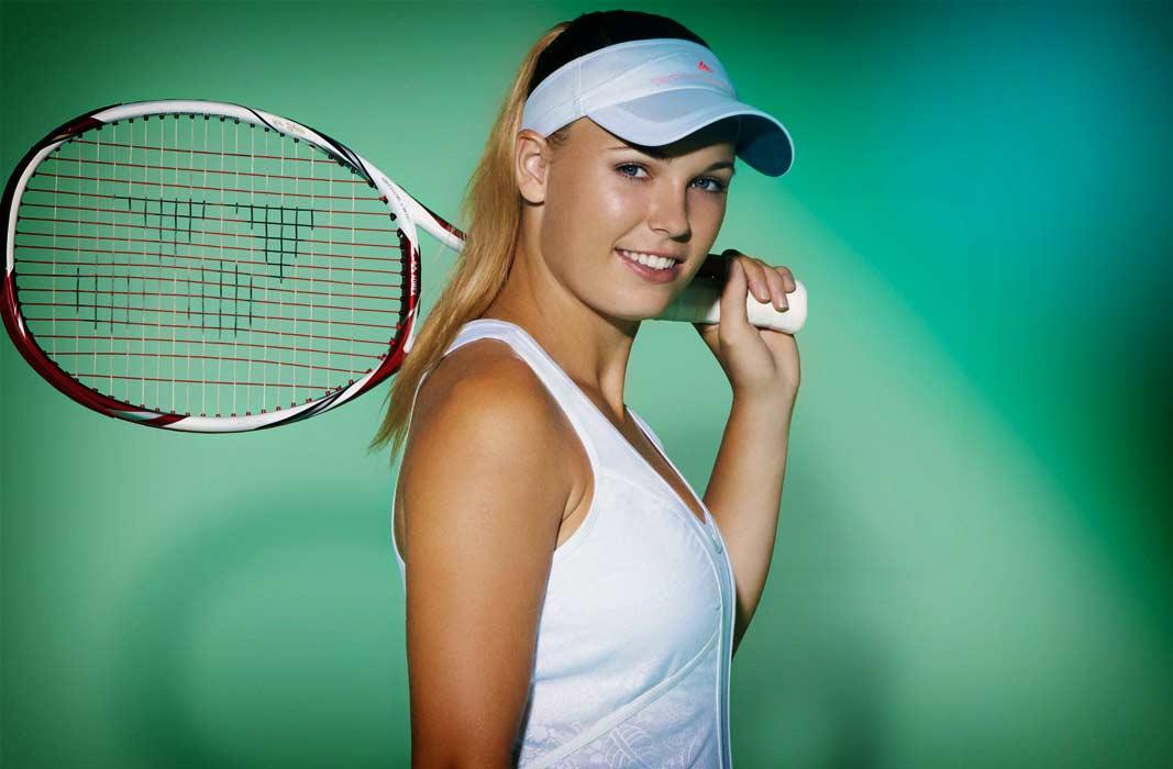 Самые сексуальные российские теннисистки