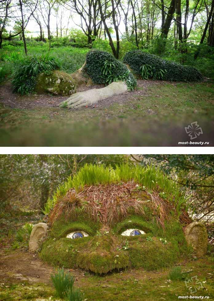 Затерянные сады Хелигана. CC0
