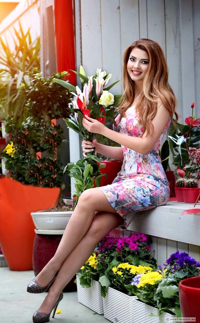 Самые красивые албанки: Agnesa Vuthaj