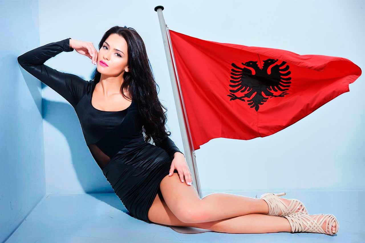 Албанки