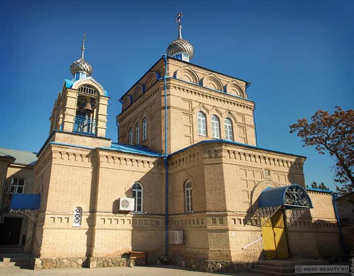 Храм Невского