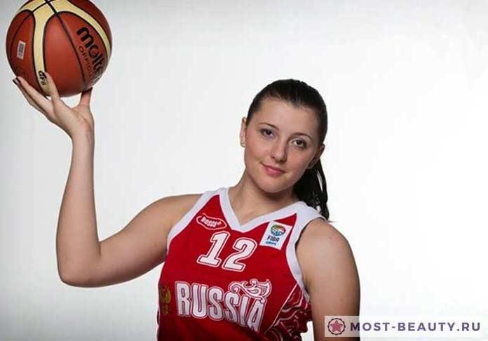 Самые красивые спортсменки России: Ксения Тихоненко
