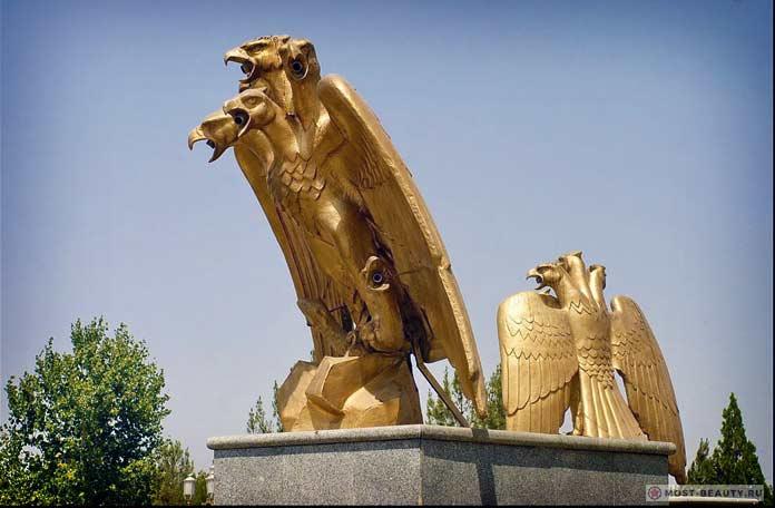 Пятиголовый орел