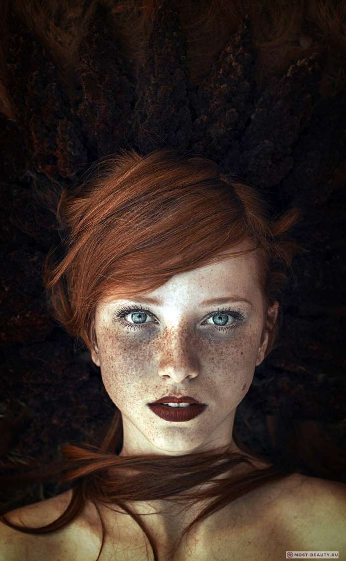 Красивые рыжие актрисы