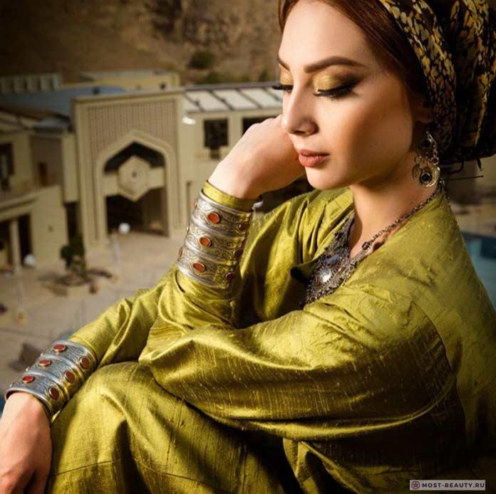 Фотографии самых красивых и знаменитых женщин Туркменистана