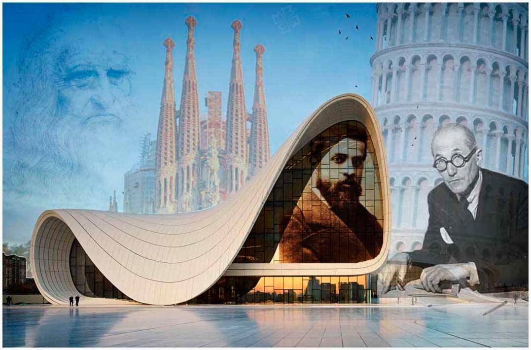 Самые известные архитекторы