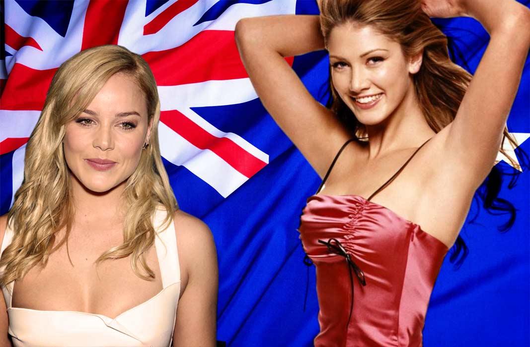 Самые красивые австралийки в мире