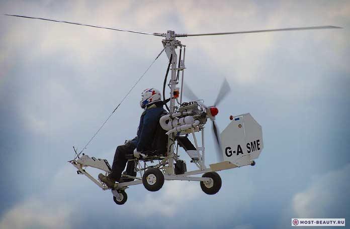 Bensen B-8 Gyrocopter