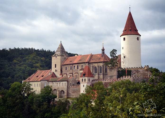 Замок Кршивоклат. CC0