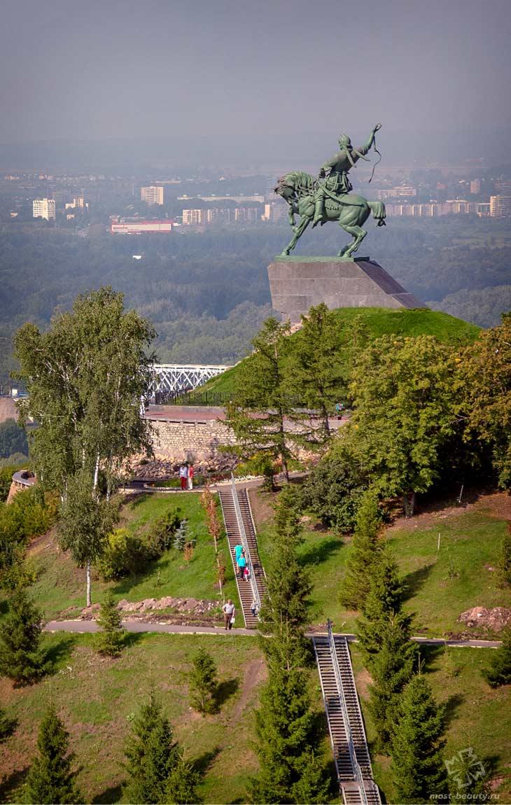Памятник Салавату Юлаеву. CC0