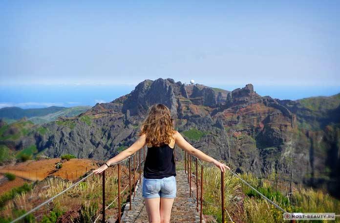 Достопримечательности Мадейры: Pico Ruivo