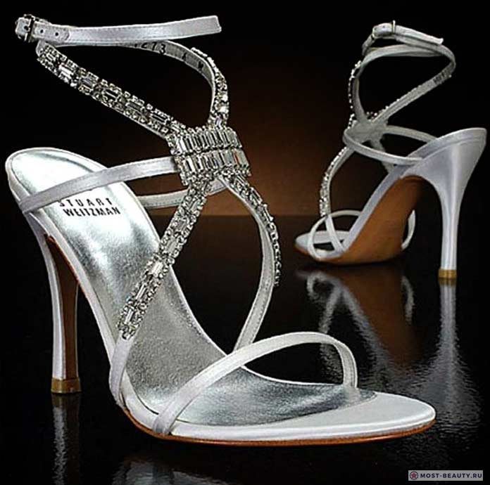 Platinum Guild Stilettos