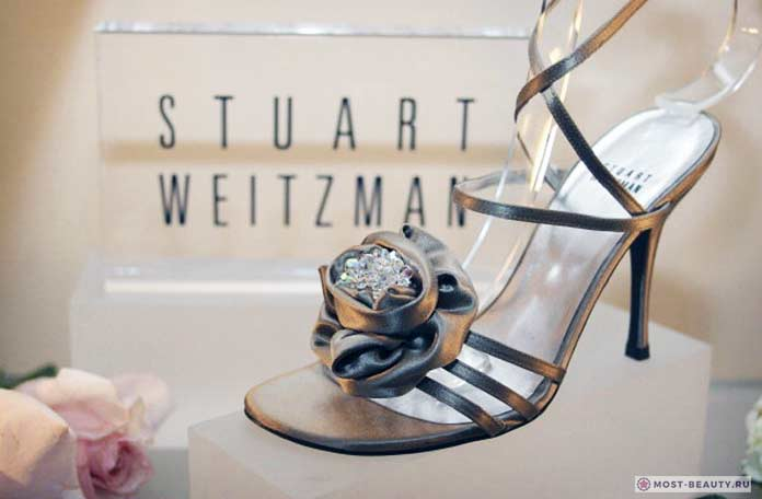 Retro Rose Pumps – Stuart Weitzman