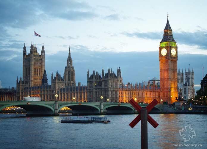 Вестминстерский дворец. CC0