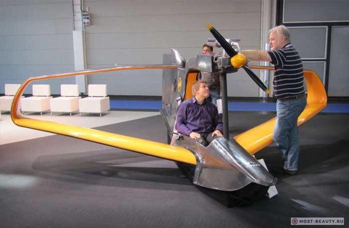 Самые маленькие самолёты в мире: flynano airplane