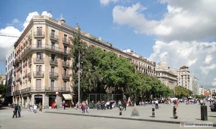plaça nova barcelona