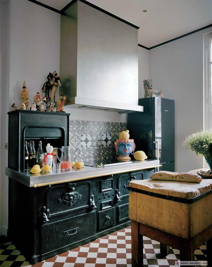 Кухня от журнала Вок