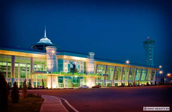 Аэропорт Туркменбаши