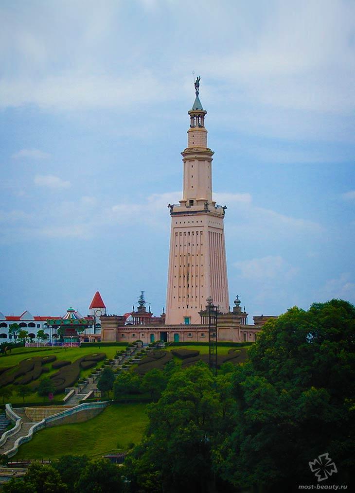 Александрийский маяк. CC0