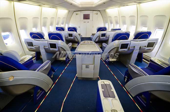 Boeing-747-430: Лучшие пассажирские самолёты