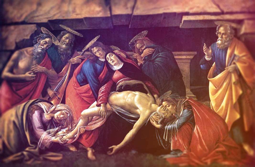 Самые красивые картины Боттичелли
