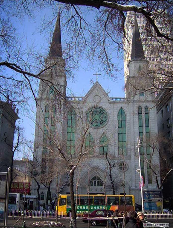 Кафедральный собор Святейшего Сердца Иисуса