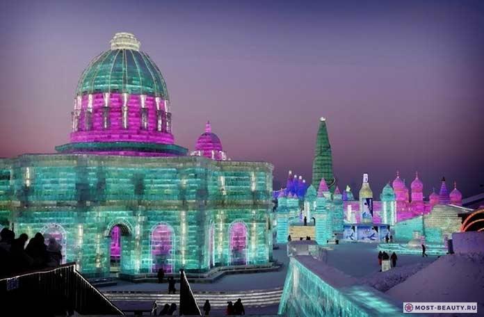 Ледяной храм