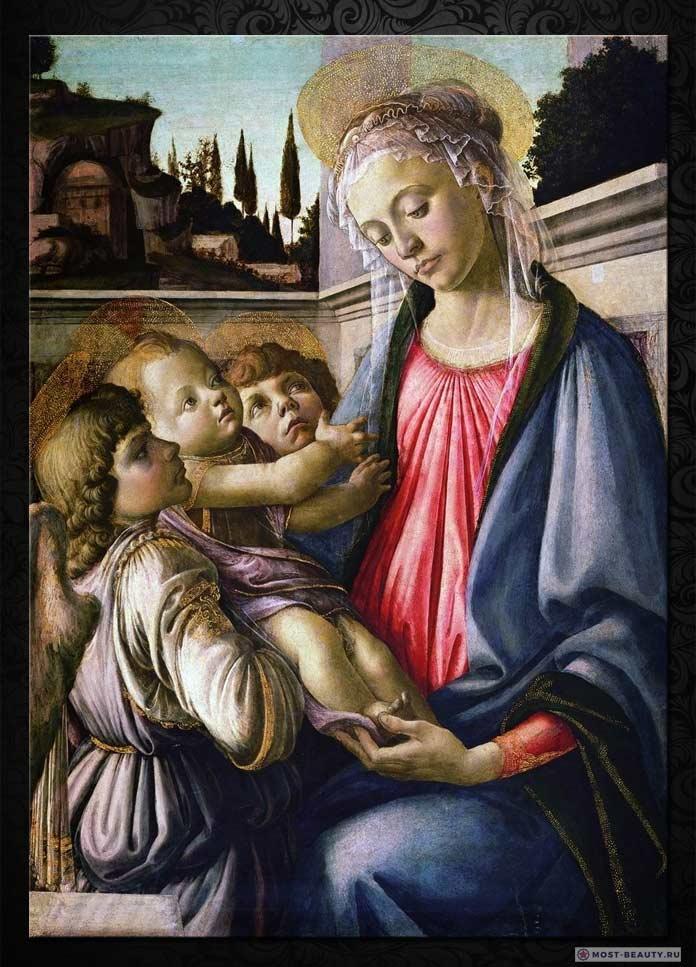 «Мадонна с младенцем», 1467 г