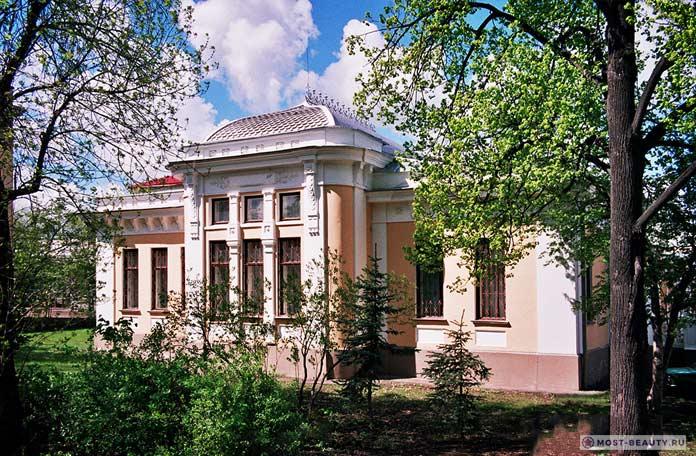 Башкирский государственный художественный музей им.М.В. Нестерова