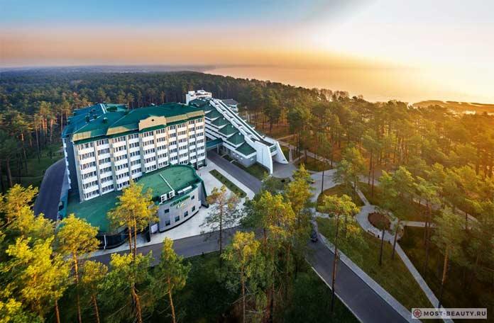Отель Санаторий Спутник