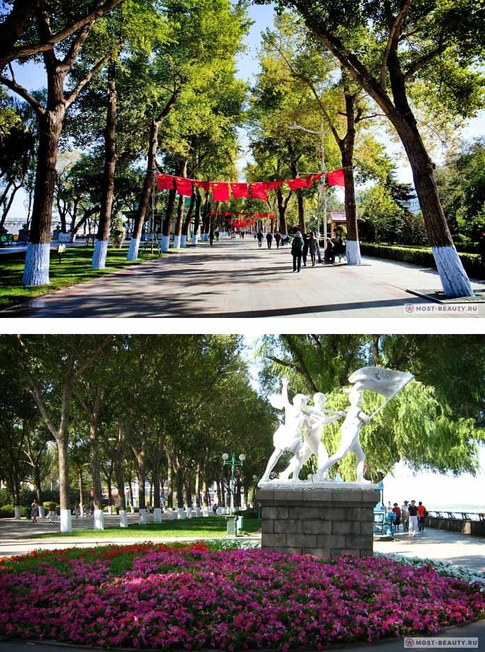 Парк им.Сталина