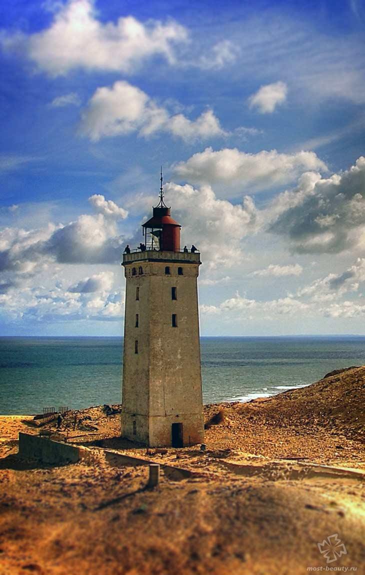 Rubjerg Knude Lighthouse. CC0