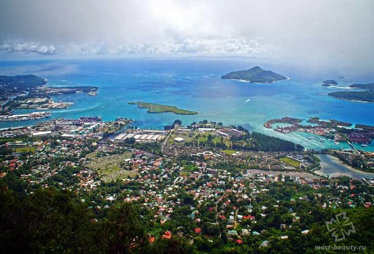 Сейшельские острова. CC0